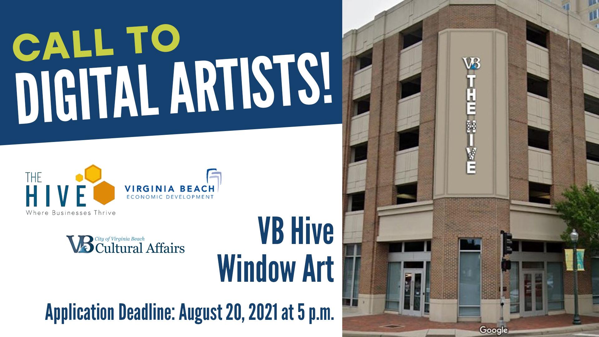HIVE Facebook Event Header