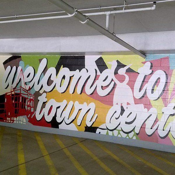 Town Center Garage