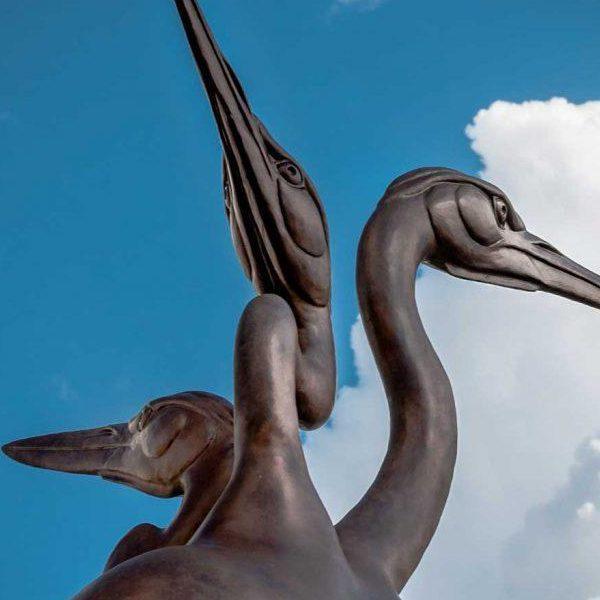 Heron Heads
